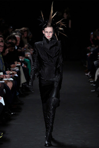 Ann Demeulemeester Autumn/Winter 2012/13 [Women's Collection]