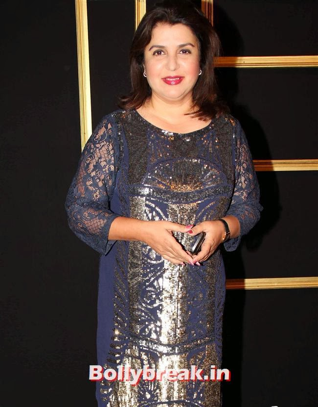 Farah Khan, All Bollywood Celebs at Deepika Padukone Golden Party