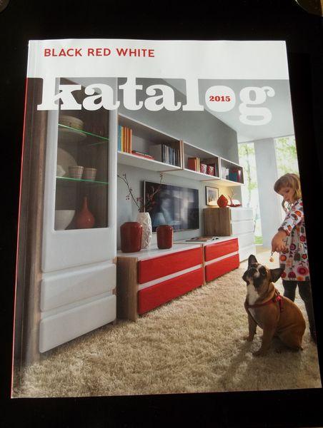 darmowy katalog Black Red White 2015