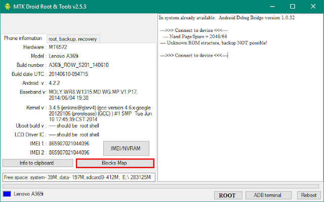 Download or Creating Mediatek Scatter files