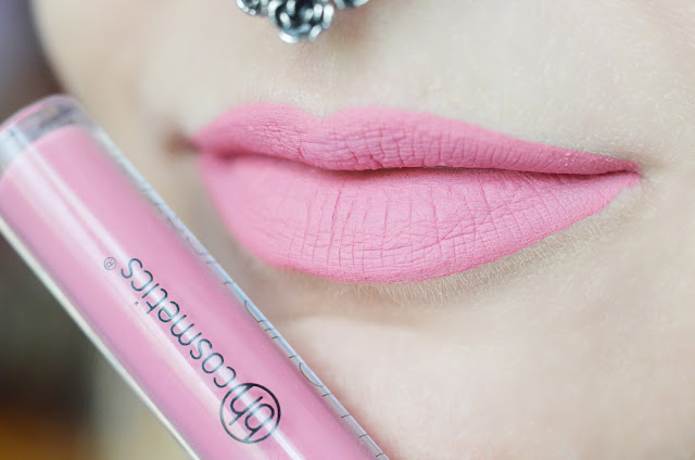 BHcosmetics BH liquid lipstic #Tabitha, #Amber, идеальная матовая помада, стойкая помада, помада-застывашка