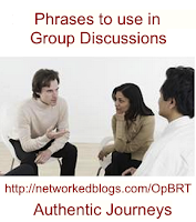 How to conduct group discussiosn