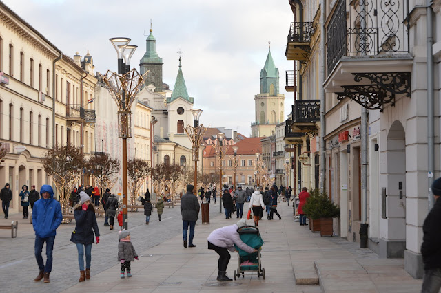 Viaje a Lublin
