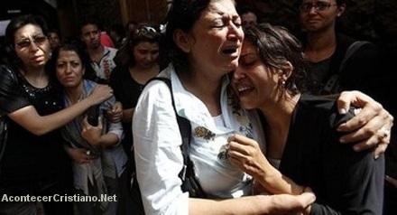 Cristianos asesinados en 2012