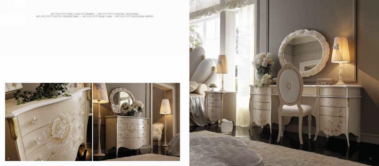 Design Interior / Mobila italiana - Design interior case clasice - Amenajari interioare - Bucuresti | Mobila - italiana - de lux - noptiere - comode | mobila lux italia comoda Pitti