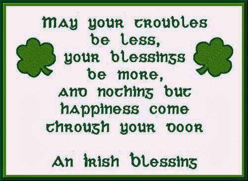 irish blessing, irish quote,