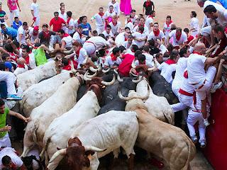 Heridos En Festival de Corrida de Toros
