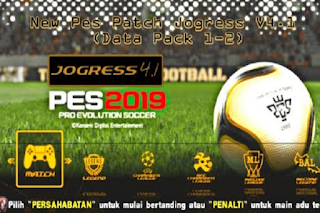 Best Quality New Pes Patch Jogress v4.1 Update Transfers 2018/2019