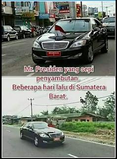 Jokowi Di Sumatera Barat, Ustadz Abdul Somad di Batam