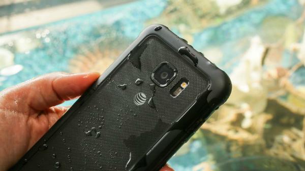 ظهور أولى صور هاتف غالاكسي إس 8 أكتيف