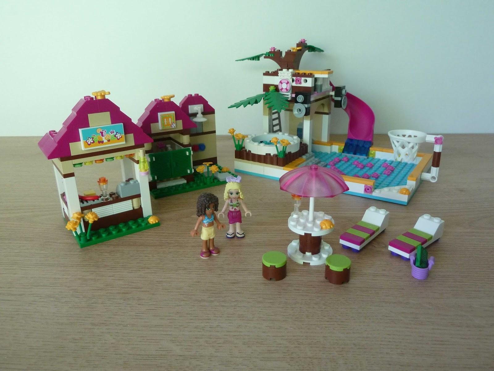 Totobricks Lego 41008 Lego Friends Heartlake City Pool