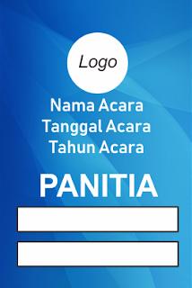 Cara Membuat Name Tag Sendiri di Corel Draw