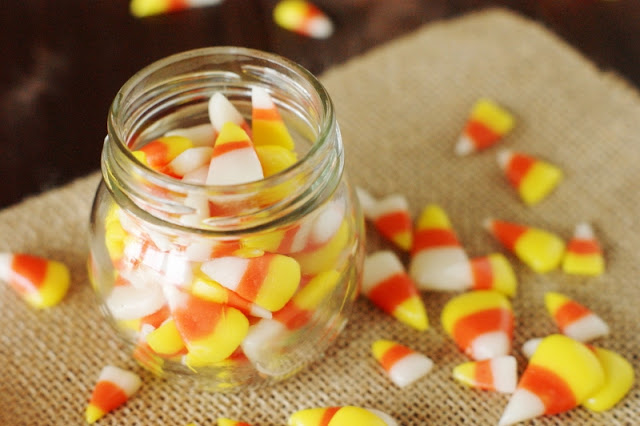 Homemade Candy Corn ~ make your very own version of this iconic Halloween candy!   www.thekitchenismyplayground.com