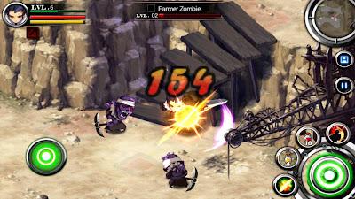RPG Zenonia 5 Wheel of Destiny chega ao Android graça 3