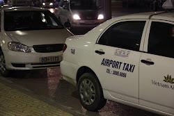 Precio del Taxi en los Aeropuertos de Vietnam