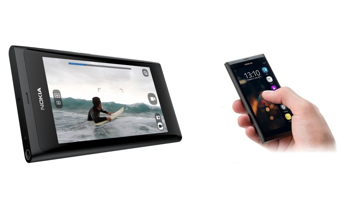 news: Nokia N9 - Just Swipe your Phone !