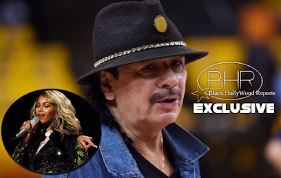 "Carlos Santana Says ""Beyonce Didn't Win A Grammy Because She's Not A Singer"""