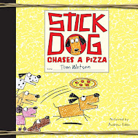 Stick Dog Chases a Pizza Audio Book