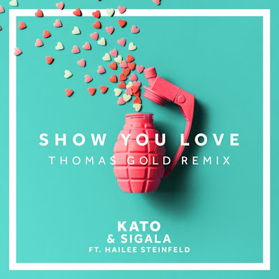 "Thomas Gold remixes KATO & Sigala's ""Show You Love"""