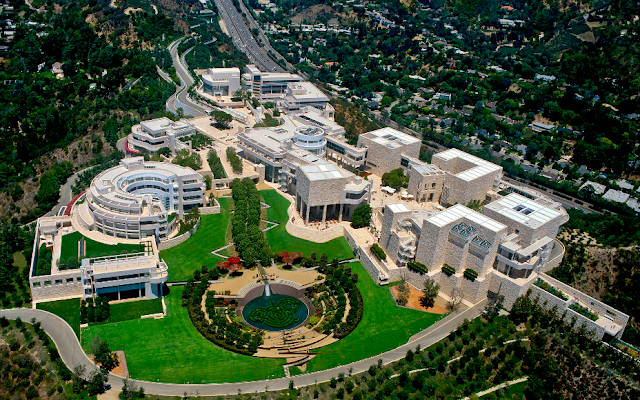 Museu Getty Center em Los Angeles