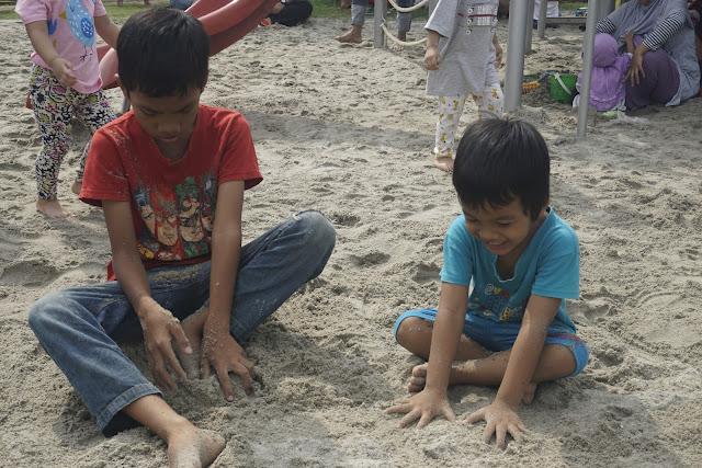 Piknik Gratis Ke Taman Pemuda Pratama Depok