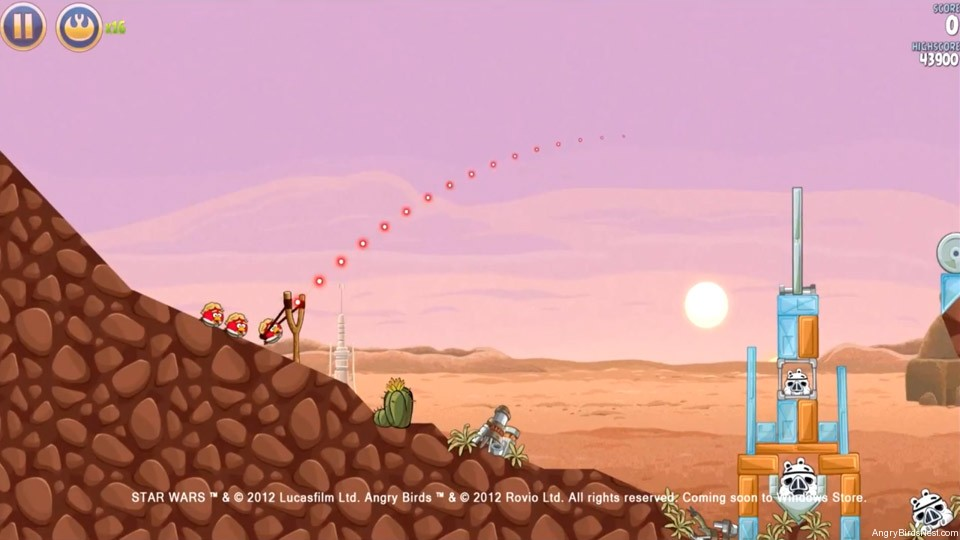 Angry Birds Star Wars 1 0 0 Full Game Download Crack Key