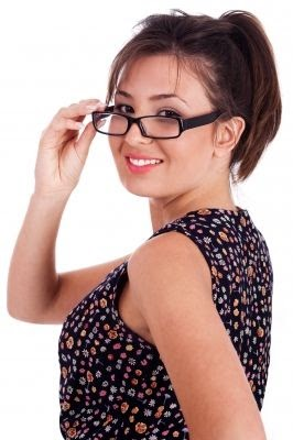 women's reading glasses for heart square and diamond face