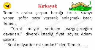 Kırkayak - Temel Fıkraları - Komikler Burada
