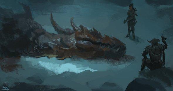 Raph Lomotan deviantart artstation arte ilustrações fantasia ficção científica mashups