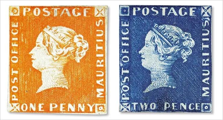 Практически самые дорогие почтовые марки