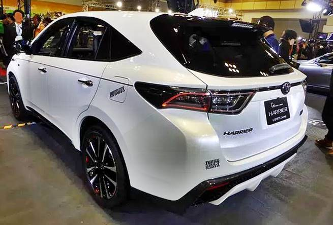 2018 Toyota Harrier Hybrid Fuel Consumption | Toyota Reales