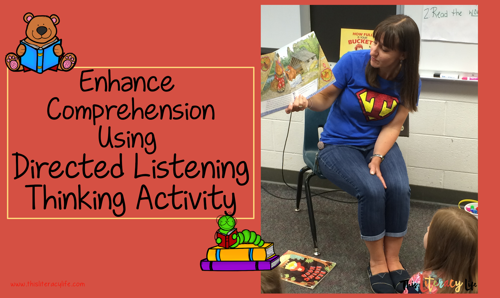 Enhance Comprehension With Directed Listening Thinking