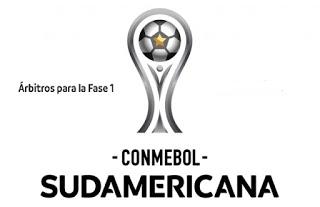 arbitros-futbol-designaciones-fase1sudamericana