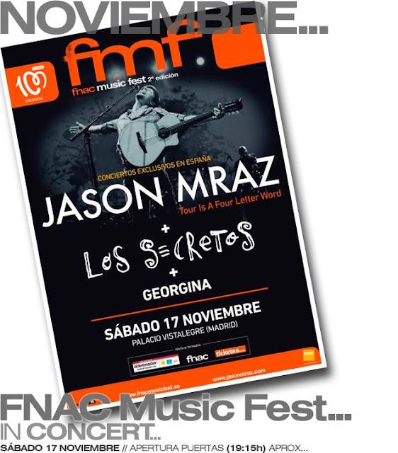 FNAC Music Fest 2012 en el Palacio Vistalegre