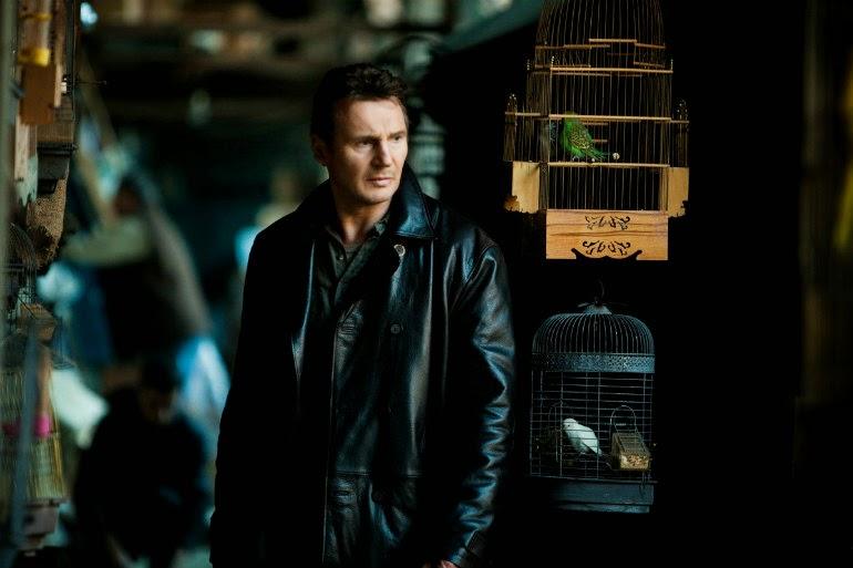 "Liam Neeson Returns In ""Taken 3"" (TRAILER)"