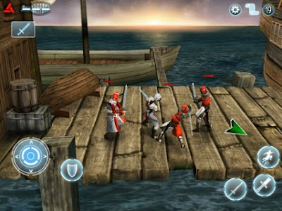 Assassin's Creed: Altair's Chronicles HD Apk Mod Terbaru Unlimited Money