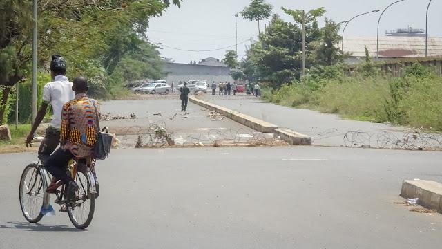 Interahamwe was present here