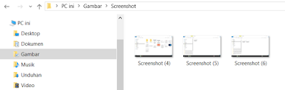 Cara Screenshot di Laptop Windows 6