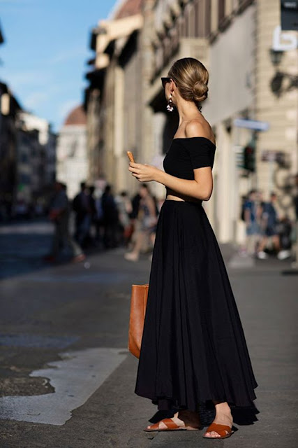 All-black-street-chic
