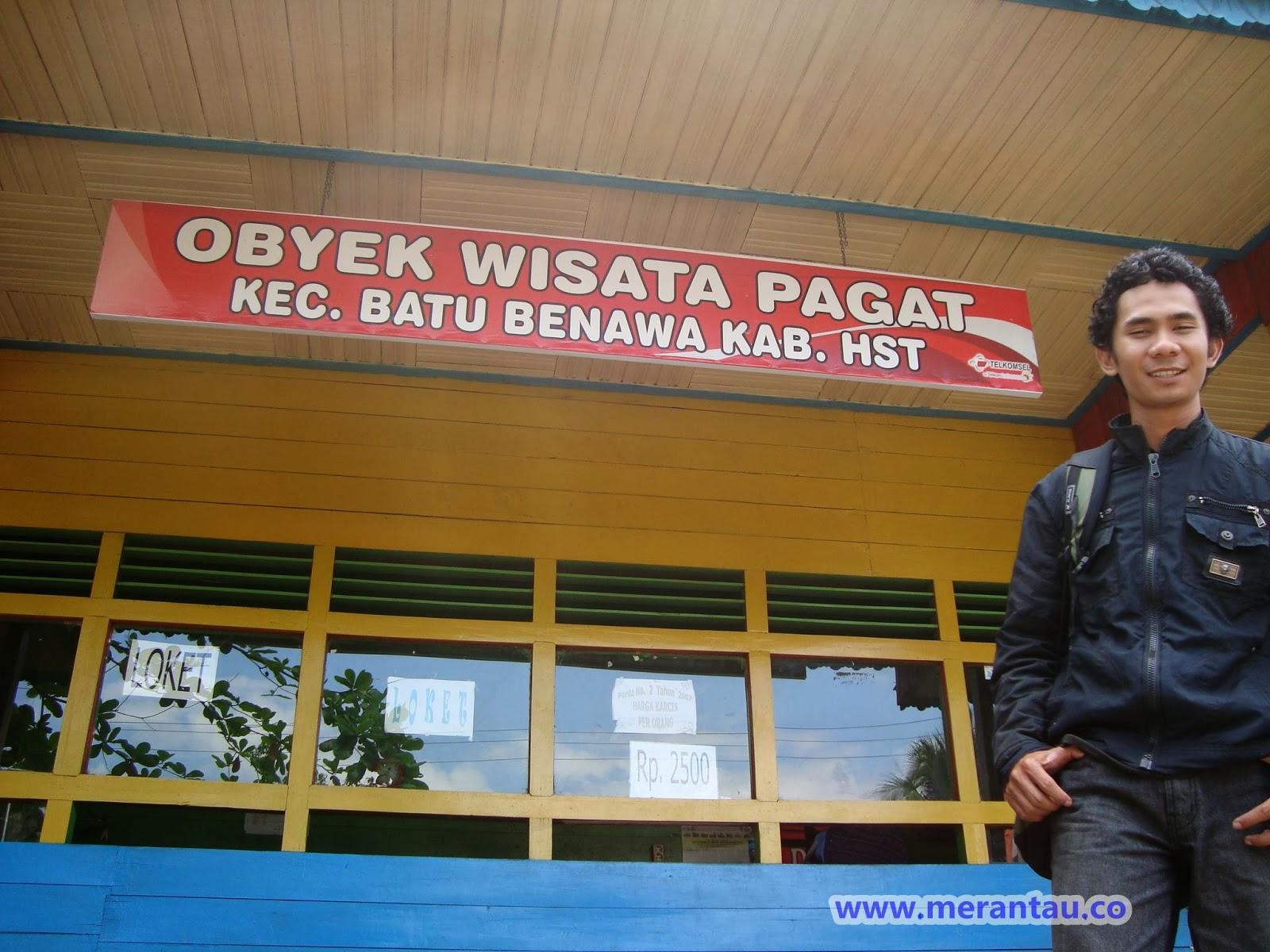 Harga tiket masuk wisata pagat Barabai