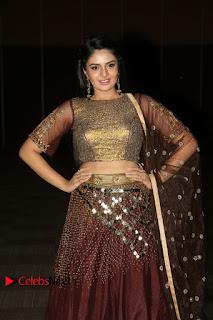 Actress Anchor Sri Mukhi Pictures at Araku Road Lo Audio Launch 0117