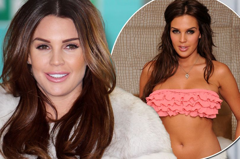 A COMEBACK: Pregnant Danielle Lloyd 'in talks to pose for Playboy