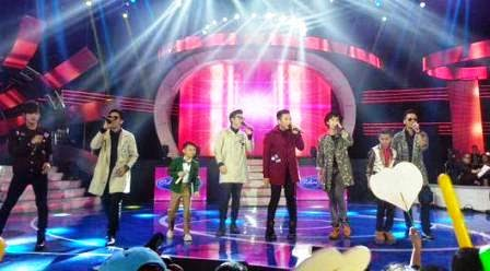 Grand Final Idol Junior