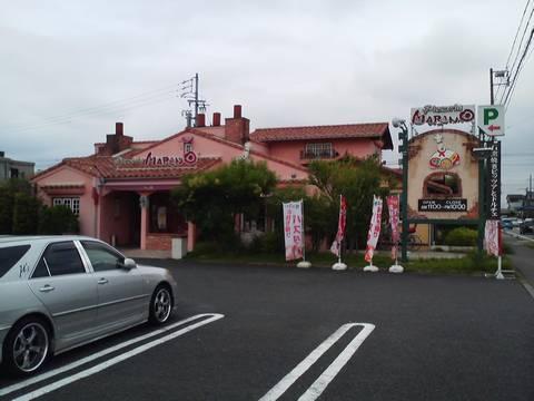 外観 ピッツェリア・マリノ稲沢店