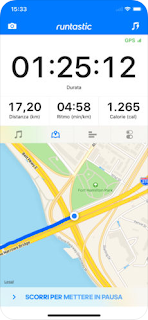Runtastic PRO GPS Running, Jogging, Walking, Fitness, Attività e Maratona vers 8.4