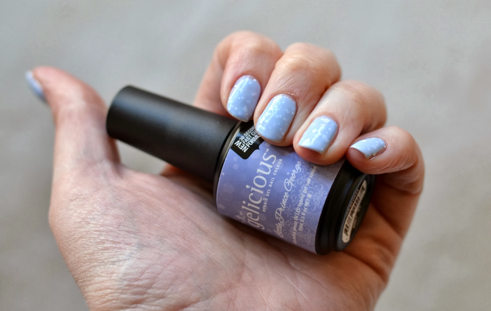 Gelicious UV gel nails review | UK Lifestyle Blog