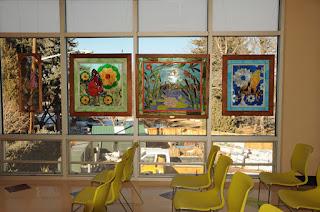 Glass Art Show Cheyenne Botanic Gardens
