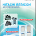 Catalog Máy nén khí Hitachi Bebicon 0.75 - 11kW (Tank mount bebicon - Package bebicon - oil free scroll air compressor)