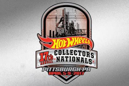 Annual Hot Wheels Collector Nationals ke 17 dilaksanakan di Pittsburgh
