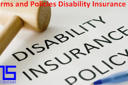 Terms and Policies Disability Insurance